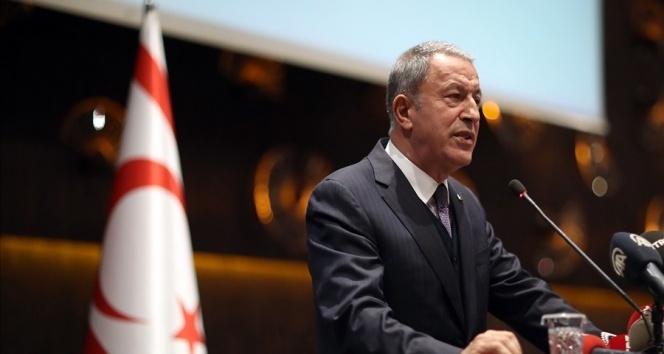 Milli Savunma Bakanı Hulusi Akar: 'Sorunların hepsi çözülecek'