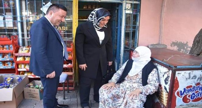 Başkan Beyoğlu, Bağlar sokaklarında halkla buluşuyor