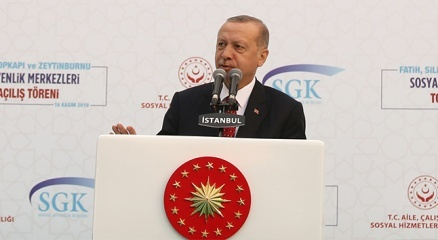 SON DAKİKA: Cumhurbaşkanı Erdoğandan EYT açıklaması