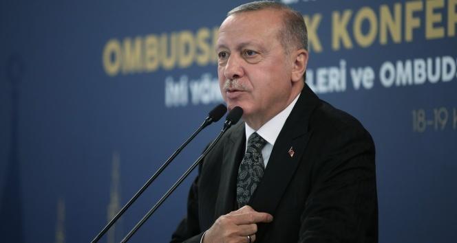 Cumhurbaşkanı Erdoğan: 'Köklü reformlarla geçmişte yapılan hataları giderdik'
