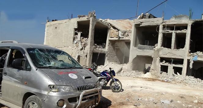 Suriye İnsan Hakları Ağı sivilleri hedef alan saldırılara yönelik rapor yayınladı