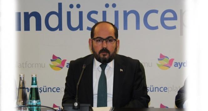 """Suriye Geçici Hükümeti Başkanı Abdurrahman Mustafa, """"Suriyelilerin yüzde 62'si Türkiye'yi bölgede istiyor"""""""