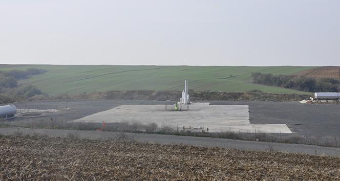 Trakya'da 286 milyar metreküplük doğalgaz heyecanı