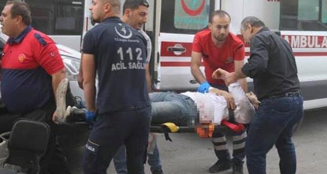 Barış Pınarı Harekatında görevli üç sağlık görevlisi yaralandı