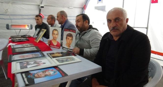 HDP önündeki ailelerin direnişi 80'inci günde