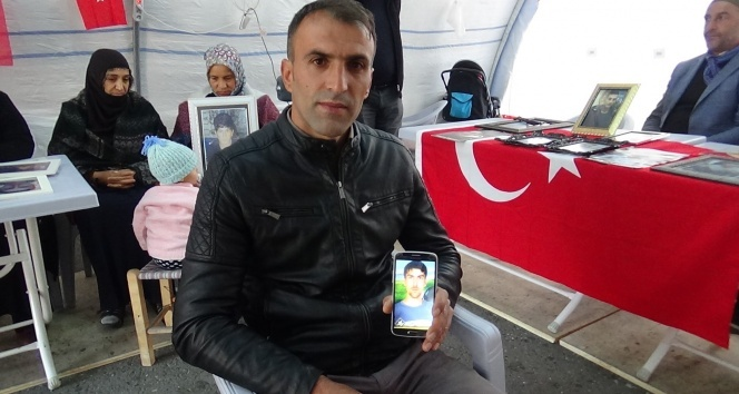 HDP önünde eylem yapan ailelerin sayısı 80'inci günde 57'ye yükseldi