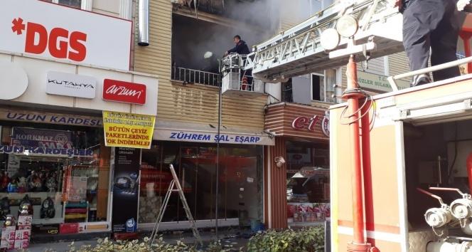 Kırşehir'de gaz yağı patladı: 1 yaralı