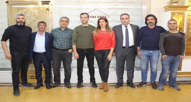Girişimci ve Yenilikçi Liderler Derneği Başkanlığına Hüseyin Diriarın seçildi