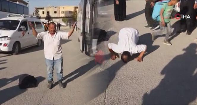MSB: '70 aile daha Tel Abyad'a geri dönmek için yola çıktı'