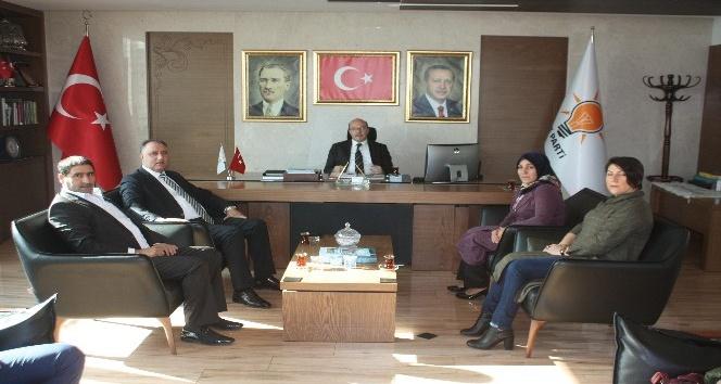 Sağlık-Sen Diyarbakır Şube Başkanı Ensarioğlu: