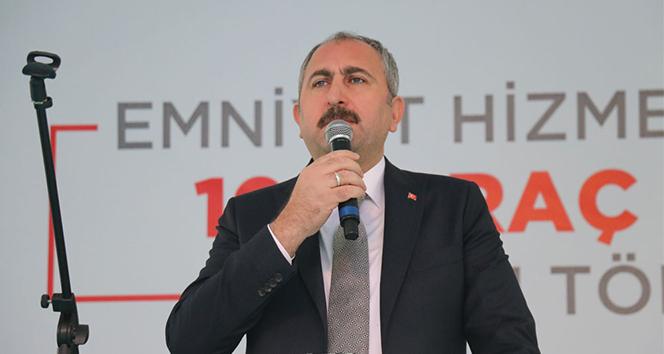 Bakan Gül: 'Yargı reformu ile adalet gecikmeyecek'