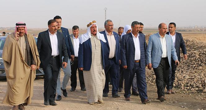 Tel Abyad'daki kan davalı aşiret üyeleri barıştı