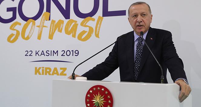 Cumhurbaşkanı Erdoğan: 'İzmir'in başına gelmiş en büyük felaket CHP'dir'