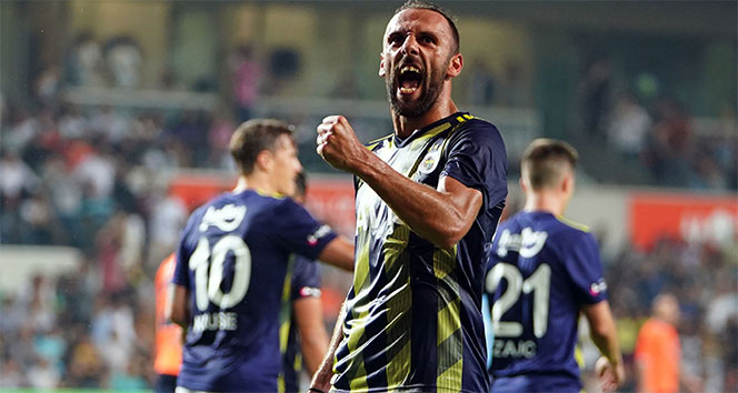 Vedat Muriqi'den Fenerbahçe'ye veda mesajı