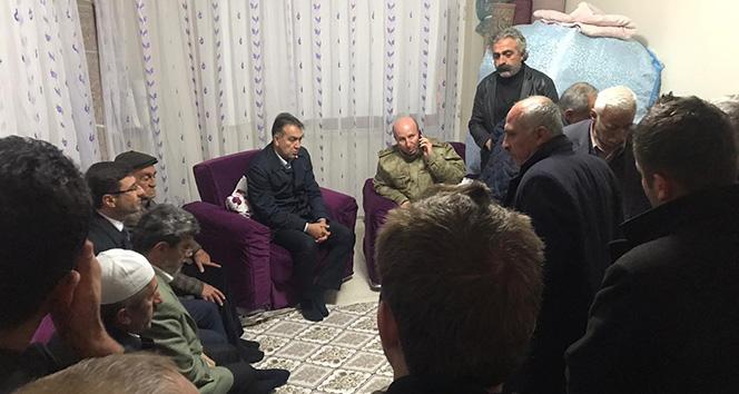 Şehit ateşi Bitlis'e düştü |Piyade Sözleşmeli Er Alparslan Kurt