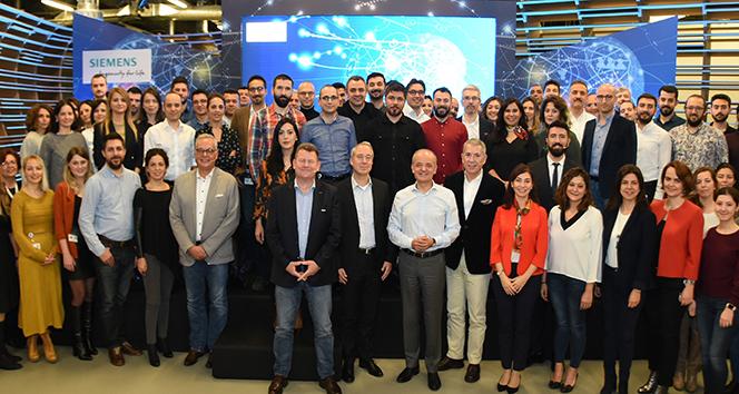 Siemens Tedarik Zinciri Yönetimi geleneksel yılsonu toplantısını gerçekleştirdi