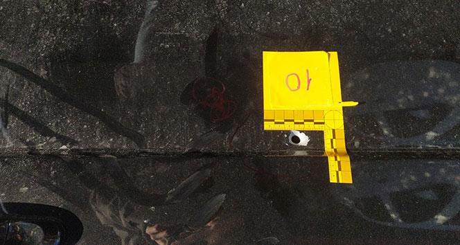 Ambulansın önünü kesip, çatışmada vurulan arkadaşını bindirdi