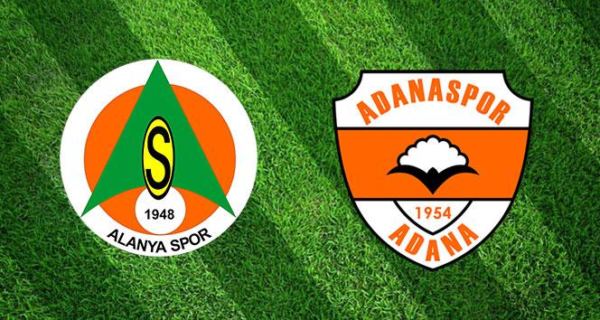 Alanyaspor Adanaspor Canlı İzle | Alanyaspor Adanaspor maçı hangi kanalda, saat kaçta?