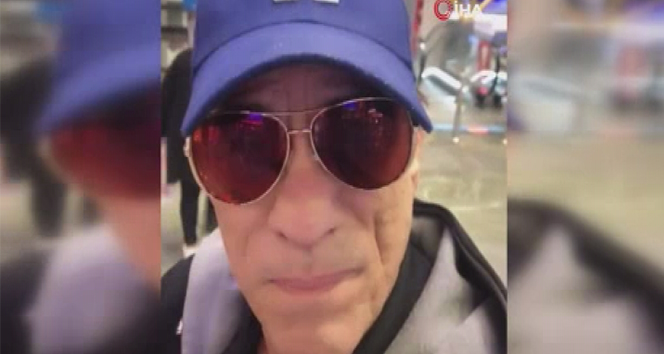 Amerikalı oyuncu Robert Davi'den İstanbul Havalimanı'na övgü