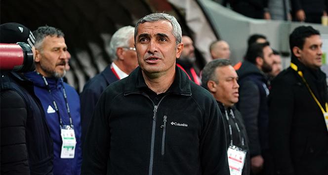 Mustafa Sarıgül: 'Skor olarak istediğimizi alamadık ama oyundan memnunum'