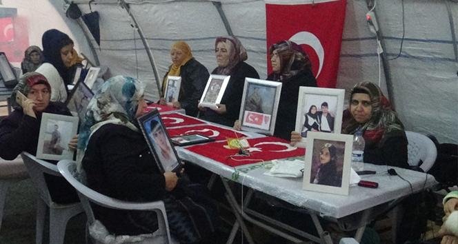 HDP önündeki ailelerin evlat nöbeti 95'inci gününde