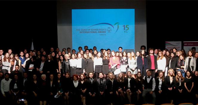 Edinburgh Dükü Uluslararası Ödül Programı Türkiye'den 17 bin öğrenciye ulaştı