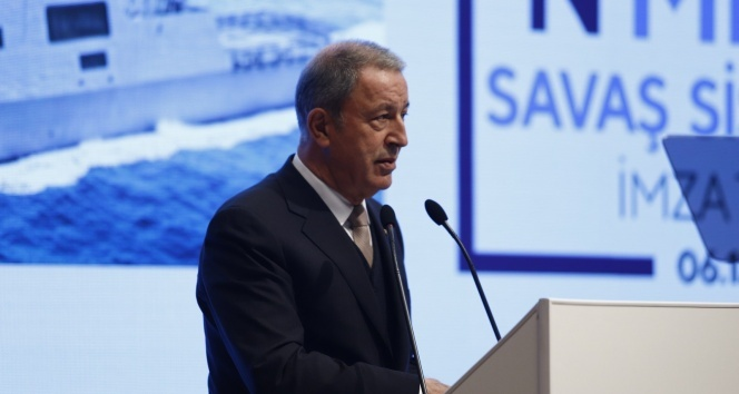Milli Savunma Bakanı Akar: 'Türkiye terörle mücadelede yalnız bırakıldı'