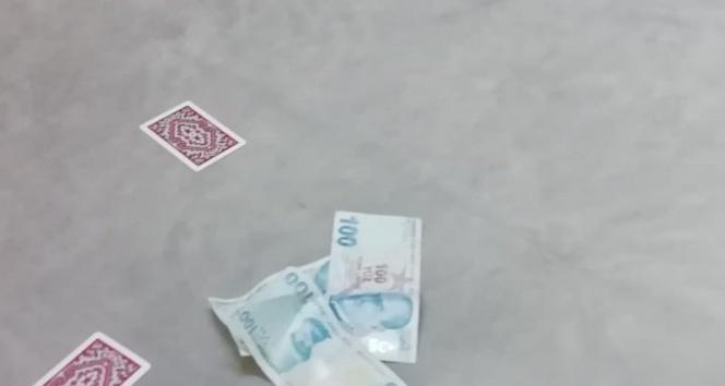Malatya'da kumar oynatan iş yerine baskın