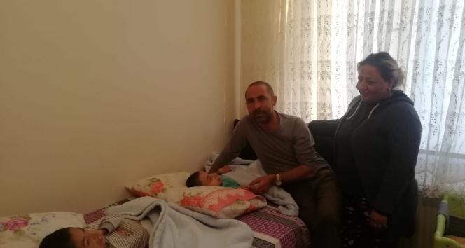 Engelli 2 çocuk babası Halis Türkmen: 'Onlar benim nefesim, onlar olmadan nefes alamam'