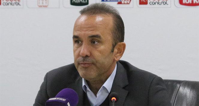 Mehmet Özdilek: 'Bugün 3 puanı da alabilirdik'