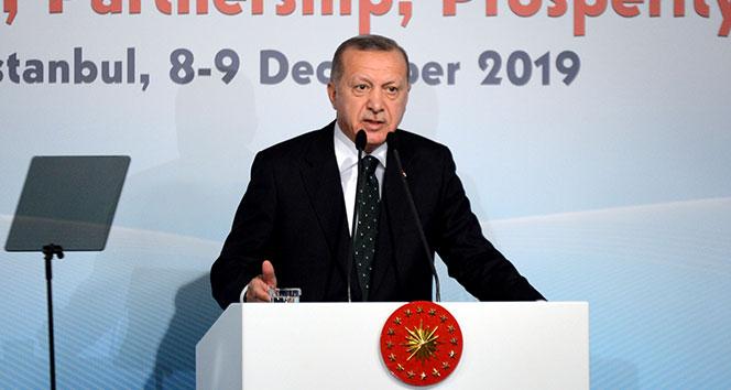 Cumhurbaşkanı Erdoğan'dan Afganistan'a 'DEAŞ' uyarısı
