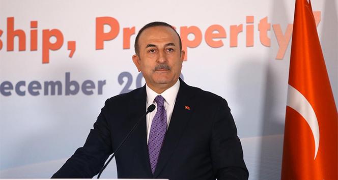 Dışişleri Bakanı Çavuşoğlu: 'Libya ile yaptığımız anlaşma uluslararası hukuka uygundur'