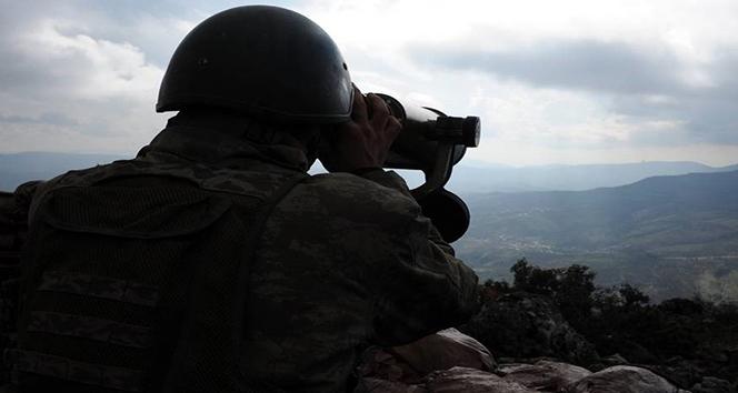 MSB: '2 PKK/YPG'li terörist örgütten kaçarak teslim oldu'