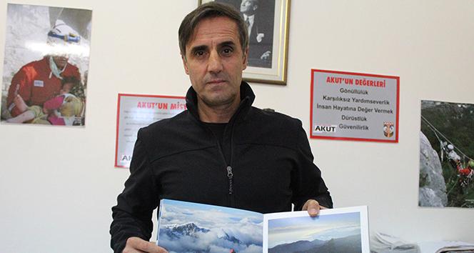 26 yıl önce Uludağ'da kaybolan 18 kişi yaptıkları kar mağarası ile hayatta kalmış