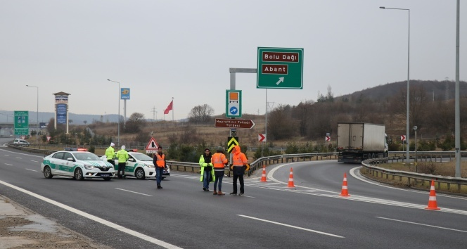 Bolu Dağı Tüneli çalışmaların ardından trafiğe açıldı