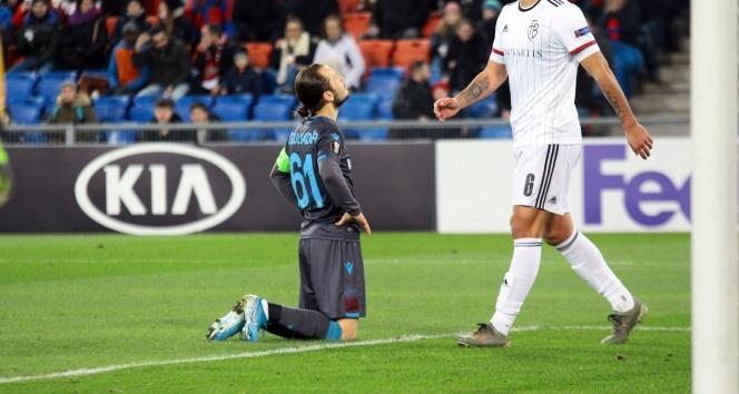 ÖZET İZLE: Basel 2 - 0 Trabzonspor Maç Özeti ve Golleri İzle| Basel TS Kaç Kaç Bitti