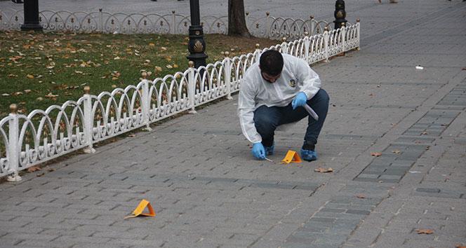 Sultanahmet Meydanı'nda silahlı kavga: 2 yaralı