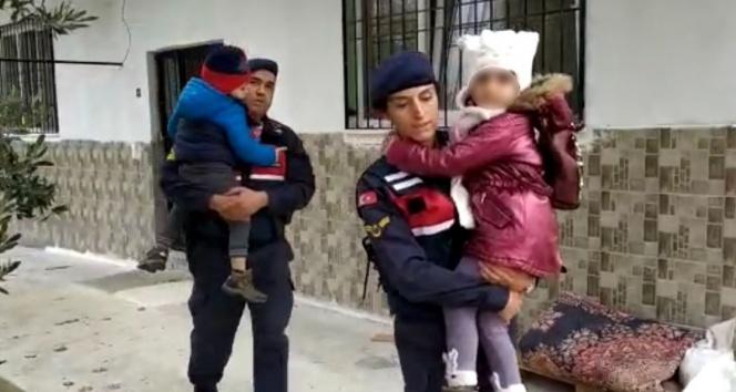 Rus kadının 13 ay önce kaçırılan çocukları Denizli'de operasyonla bulundu