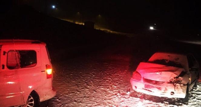 Van'da trafik kazası: 5 yaralı