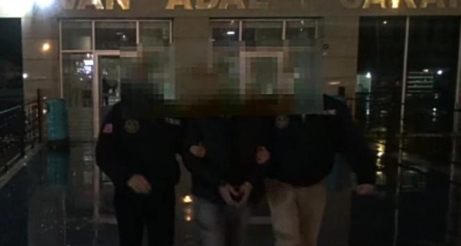 Van'da 1 terörist yakalandı