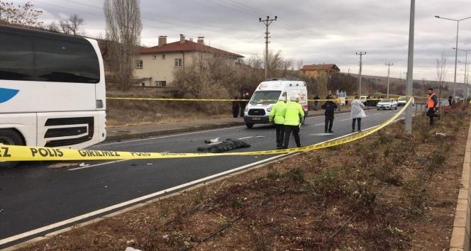 Kırşehir'de feci kaza: 4 ölü