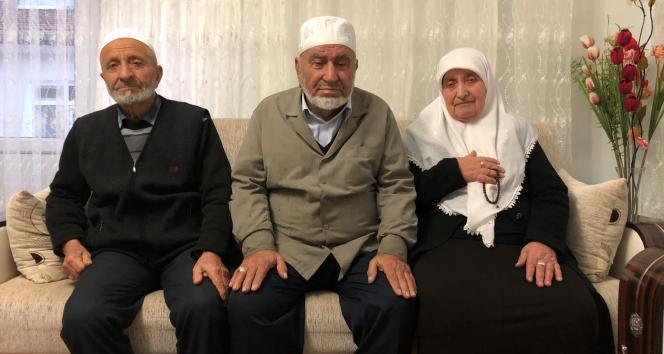 Ahıska Sürgününün tanığı, Cumhurbaşkanı Erdoğan'a hediye ettiği Kur'an-ı Kerim'in hikayesini anlattı