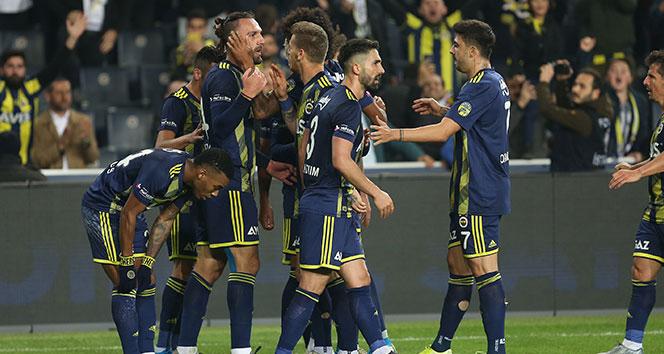 Fenerbahçe, Sivas'a 2014'ten beri kaybetmiyor