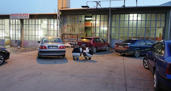 Sanayi sitesinde silahlı kavga: 3 yaralı
