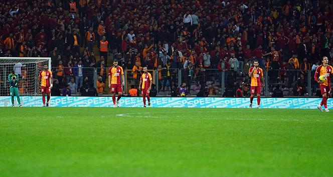 Galatasaray tarafından takımına tepki, Ankaragücü'ne alkış