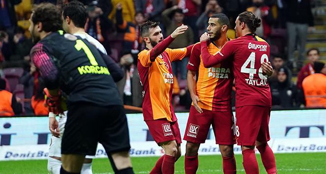 Belhanda'dan bu sezonki 4. gol