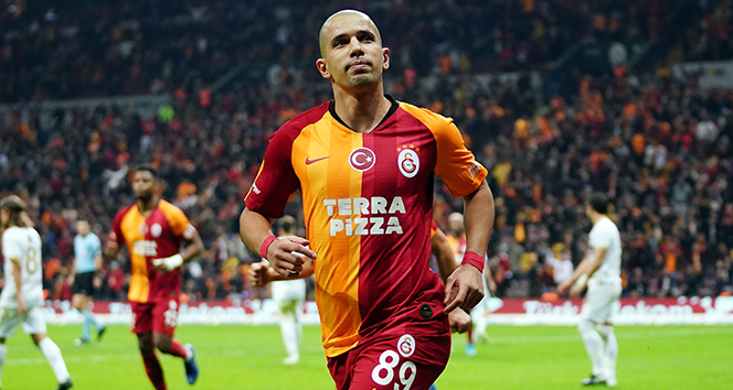 Sofiane Feghouli golle döndü