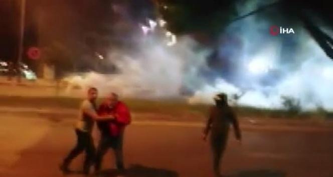 Lübnan'da göstericilerle güvenlik güçleri arasında çatışma: 33 yaralı