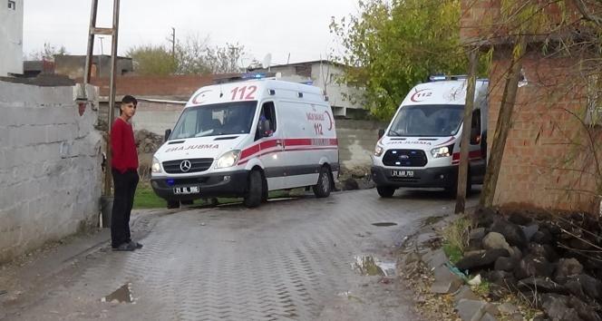 Diyarbakır'da silahlı kavga: 2'si ağır 12 yaral