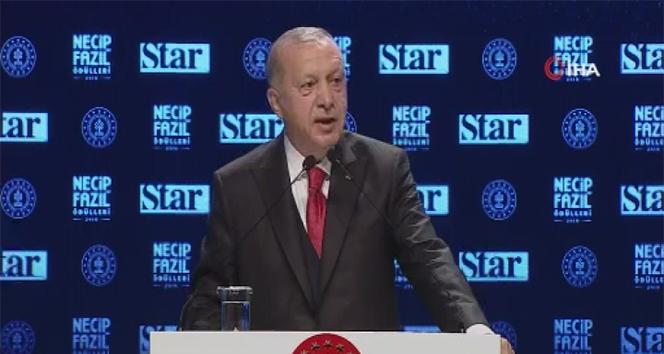 Cumhurbaşkanı Erdoğan: 'CHP yönetimi geçmişiyle yüzleşene kadar peşlerini bırakmayacağız'